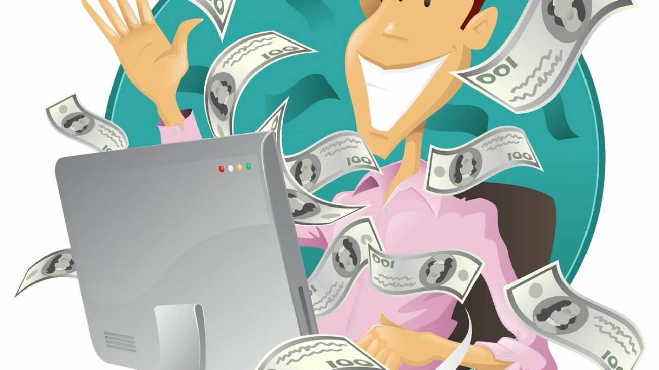 С чего начать зарабатывать в интернете?